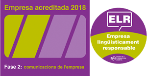 Certificació Empresa Lingüísticament Responsable