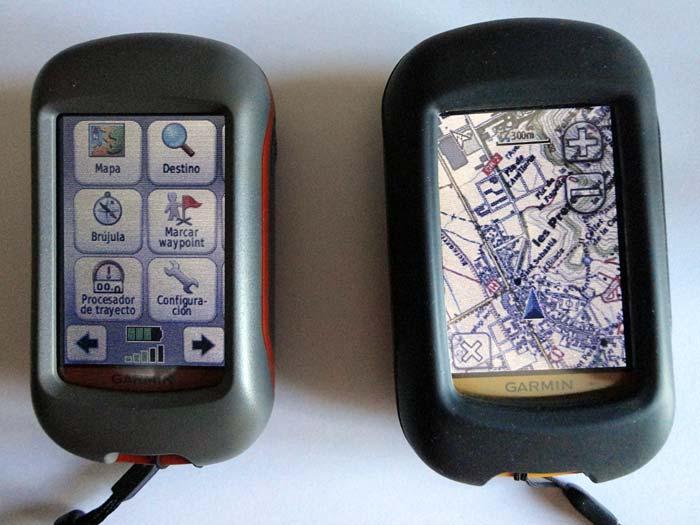 GPS Fahrradrouten