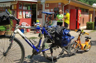 Lloguer de bicicletes BTT