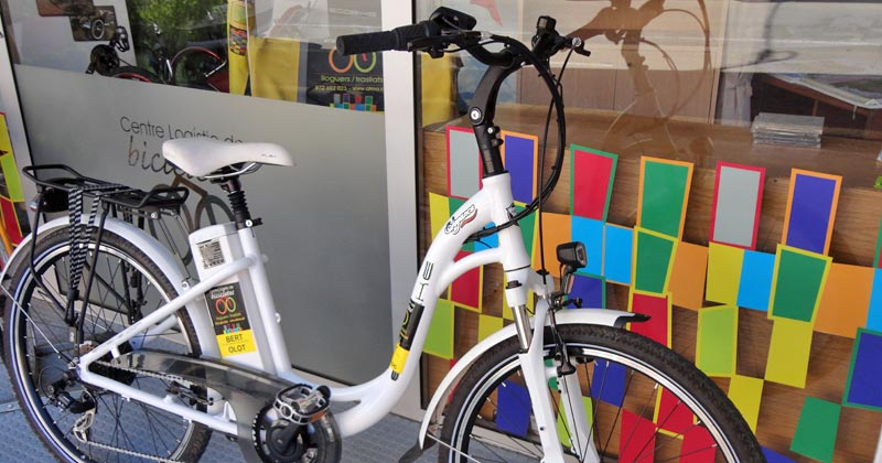 Lloguer de bicicletes elèctriques