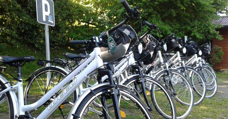 Location de vélos de cyclotourisme