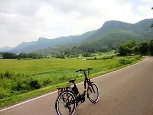 Rutes cicloturistes vies verde