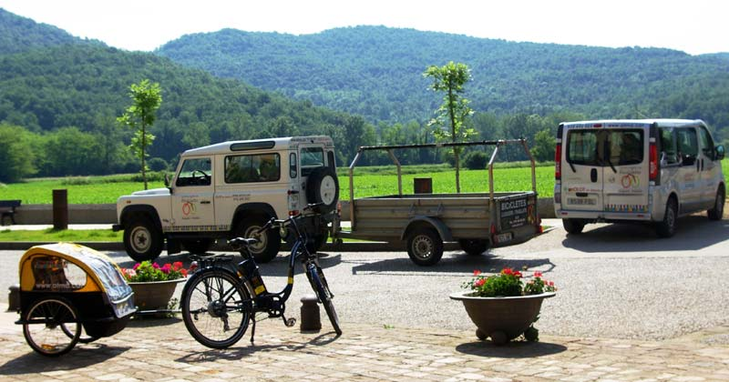 Transferts de vélos